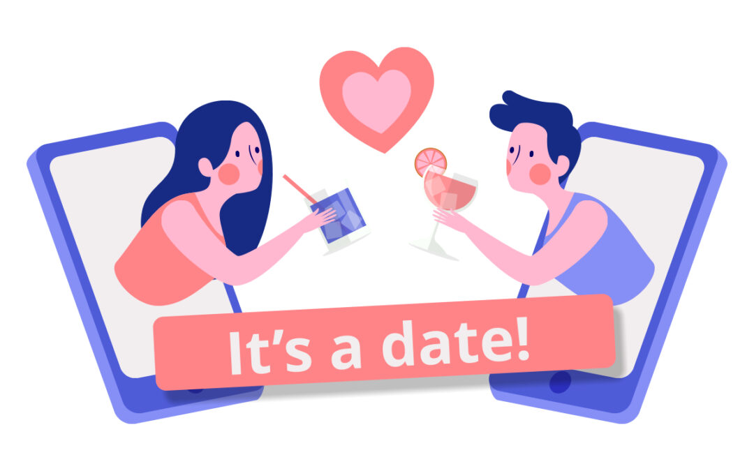 Virtual Cocktail Making First Date