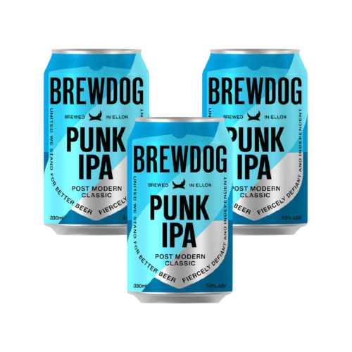 Brewdog IPA can