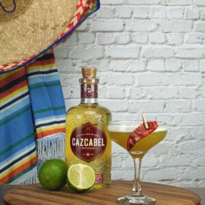 Cazcabel Cucumber Tequila