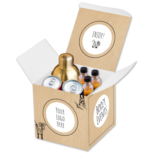 Co-Branded Cocktail Making Kits